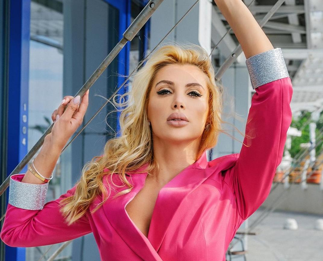 Модель Анна Гомонова / instagram.com/lusy_photo