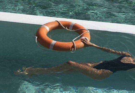 Як навчитися плавати / pinterest.ru