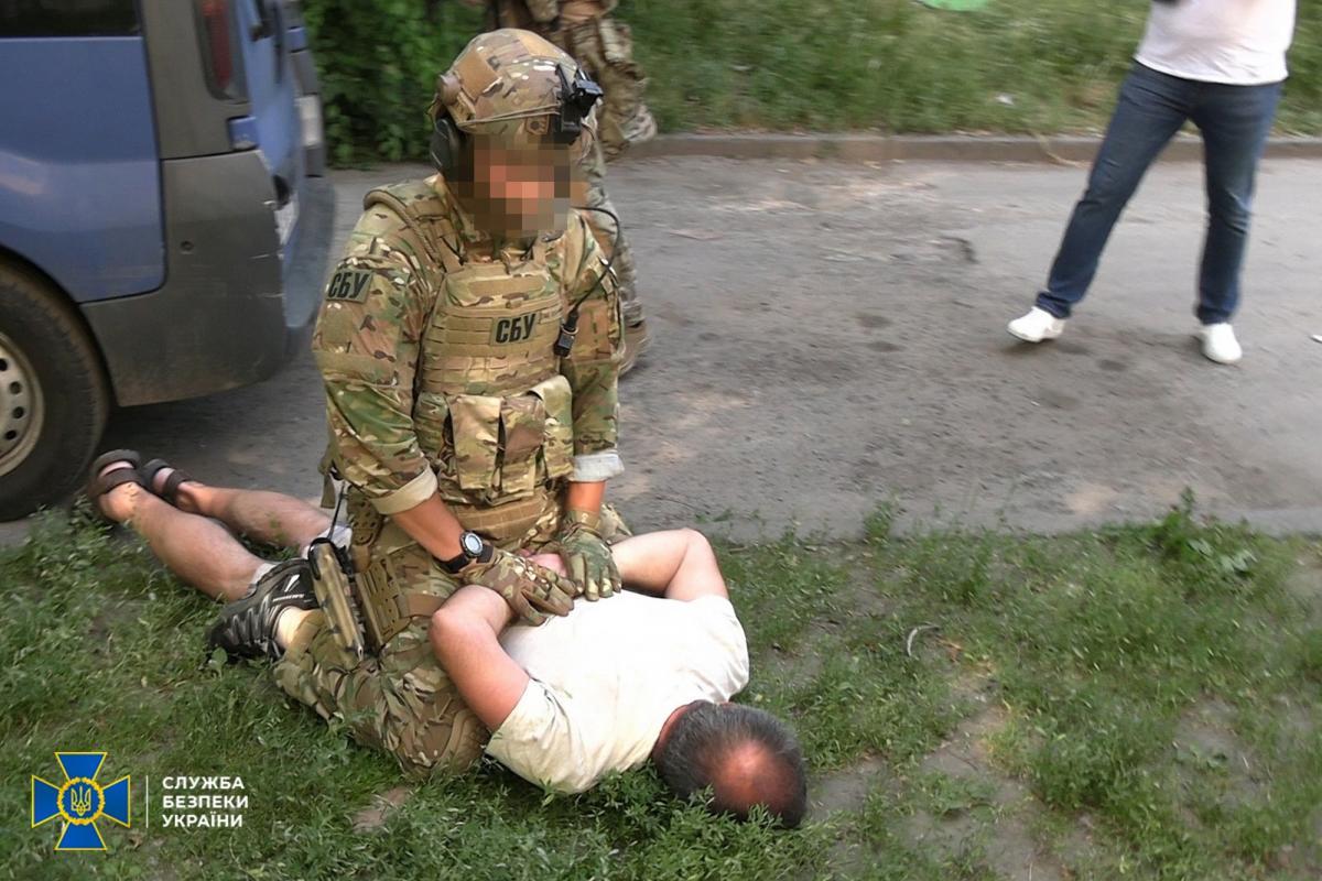 СБУ затримала колишнього депутата так званих «Л/ДНР»/ фото СБУ