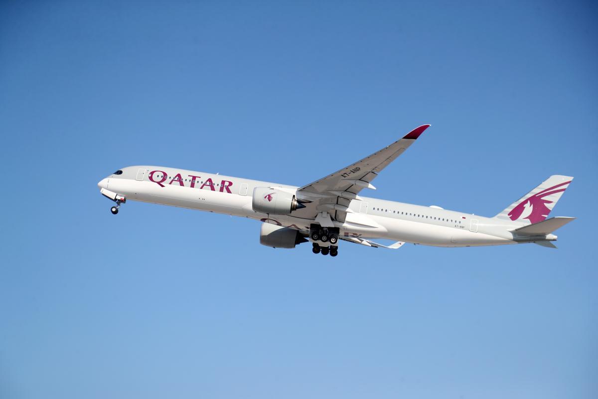 Експерти відзначили найвищий рівень послуг Qatar Airways / фото REUTERS