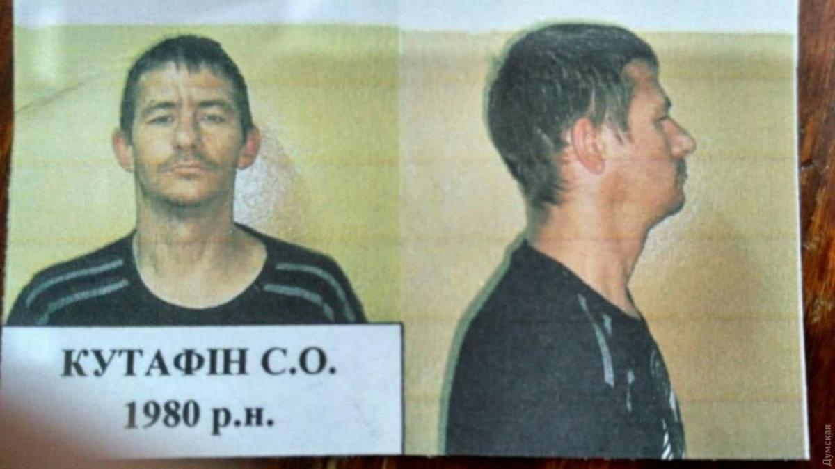 В Одесі ув'язнений втік з СІЗО / Думська