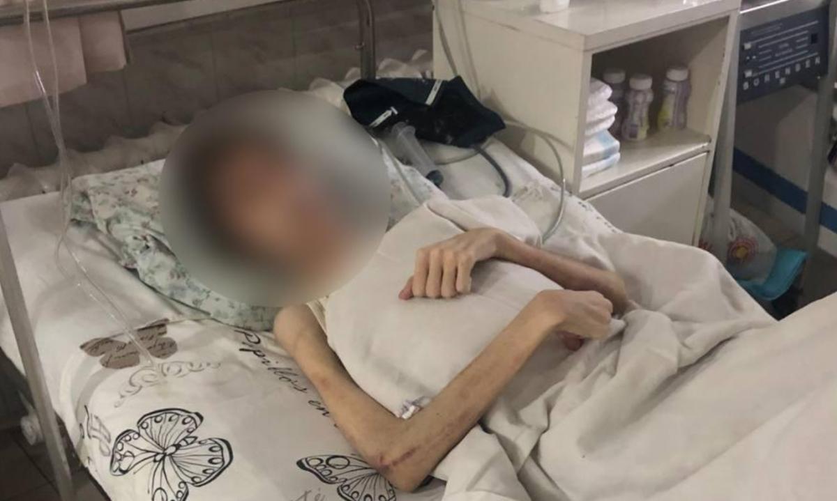 16-річного хлопця доставили в лікарню у важкому стані / фото od.npu.gov.ua