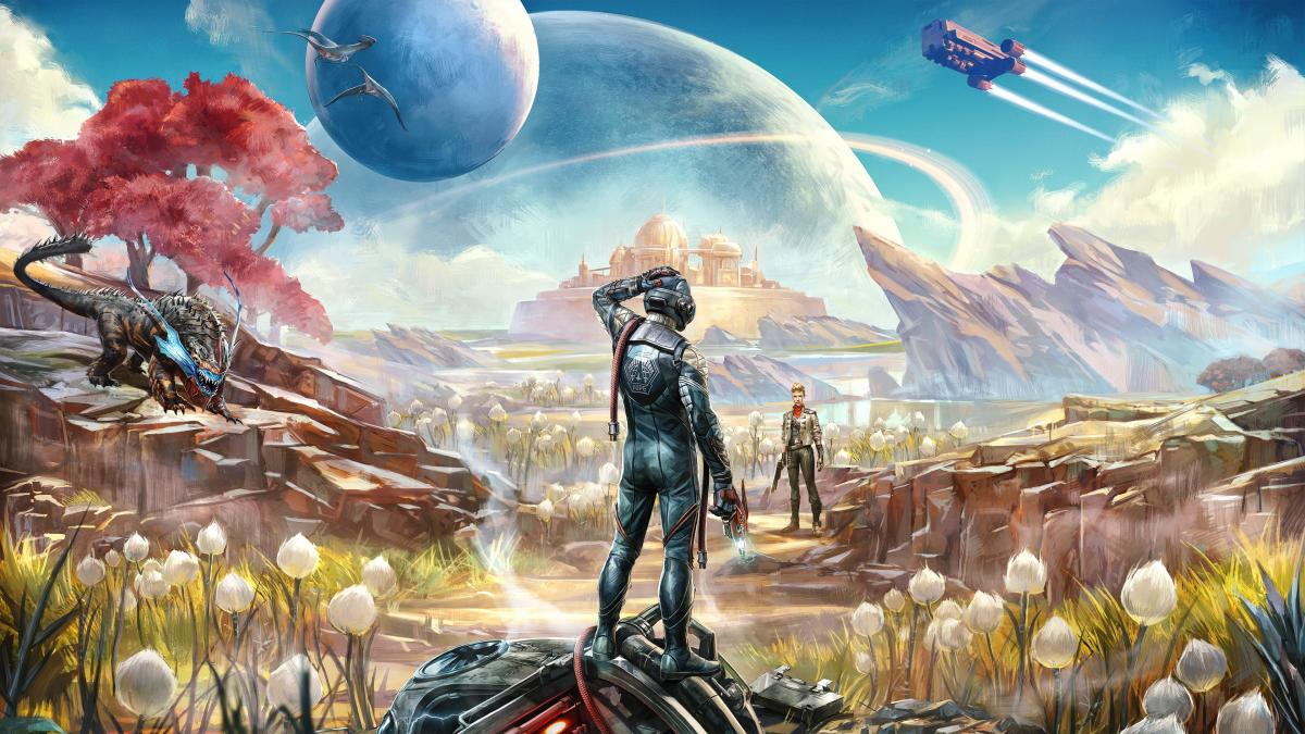 The Outer Worlds / фото Obsidian Entertainment