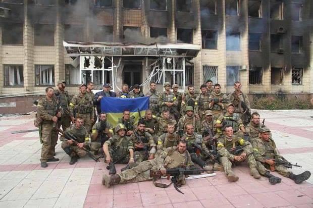 Семь лет назад украинские силы выбили террористов РФ из Торецка / Генеральный штаб ВСУ