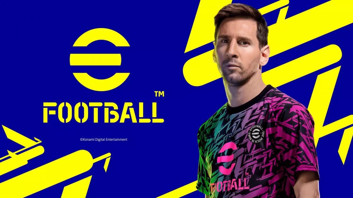 eFootball вийде у вересні 2021 року / фото Konami