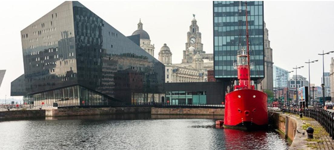 Объект «Ливерпуль - город мореходов и торговцев» внесли в список в 2004 году \ фото unesco.org