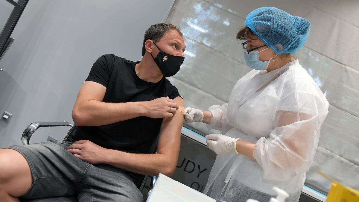 Андрей Пятов прокомментировал вакцинацию/ фото ФК Шахтер