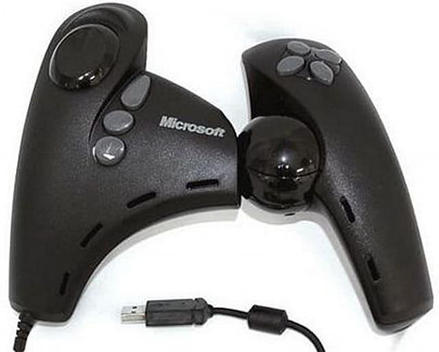 SideWinder Dual Strike / фото engadget.com