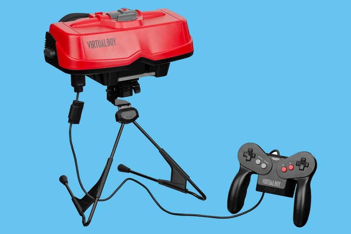 Virtual Boy / фото businessinsider.nl