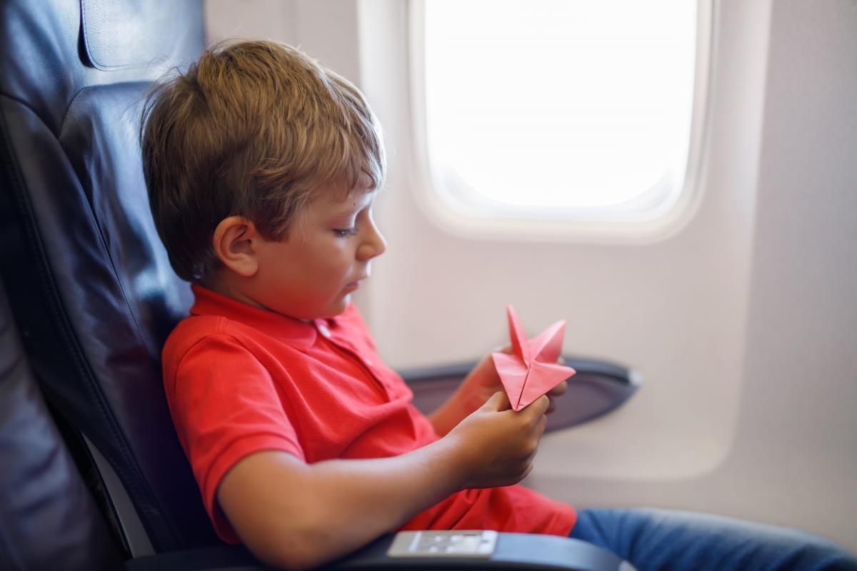 Как выбрать лучшее место в самолете / depositphotos.com