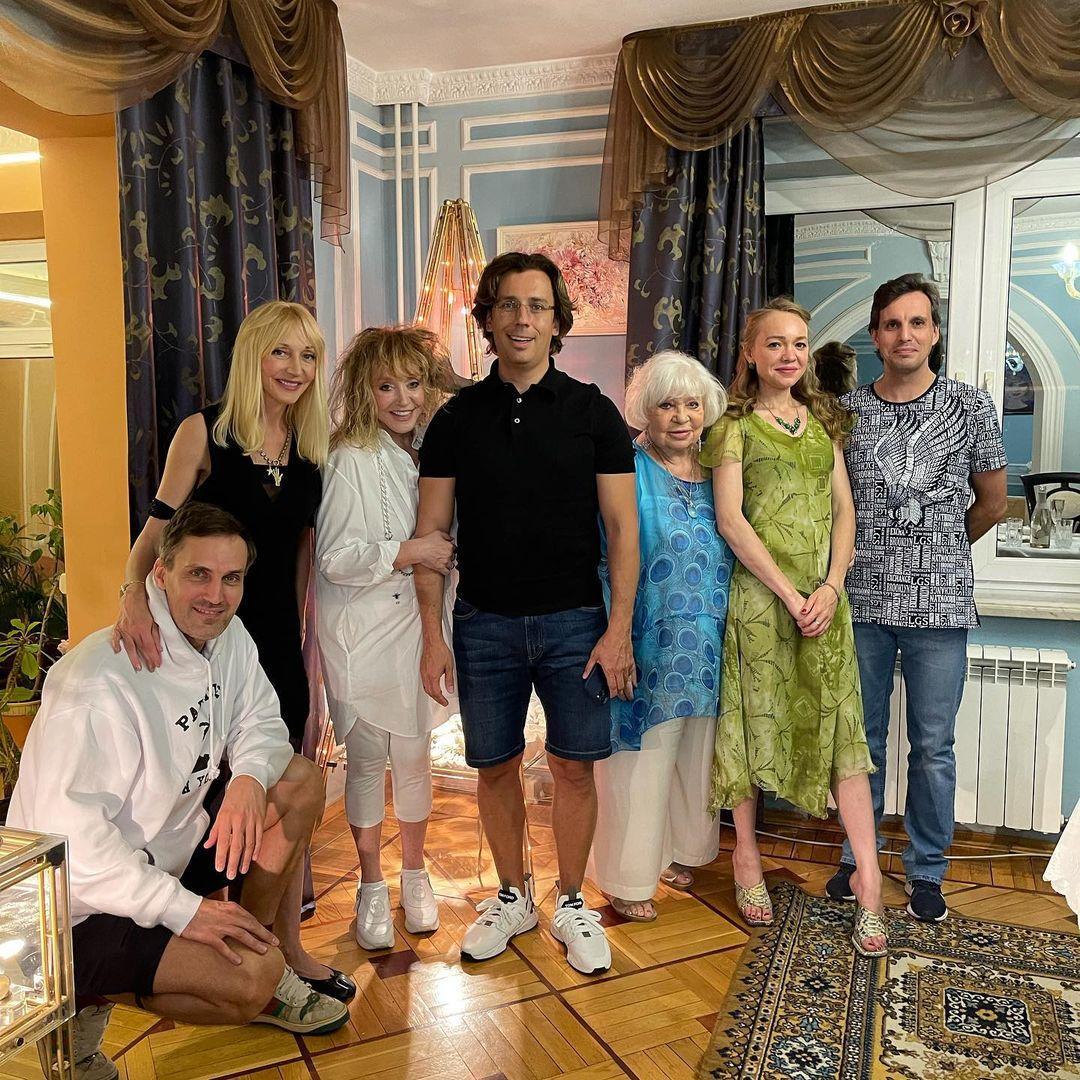 Пугачева экстремально похудела / фото instagram.com/alinarodel