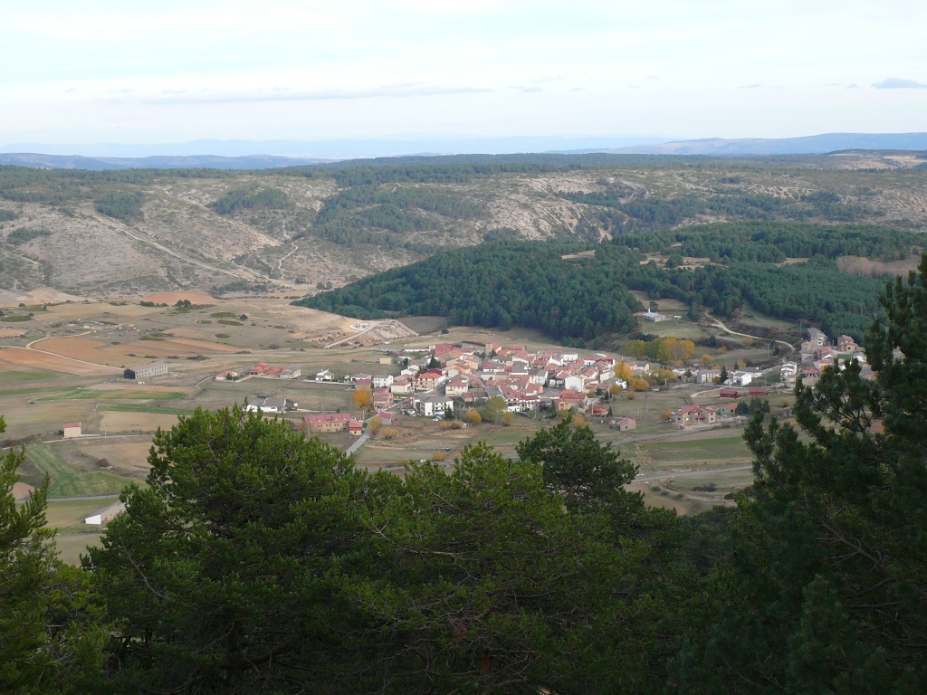 У містечку зараз проживає всього 132 особи / фото wikipedia