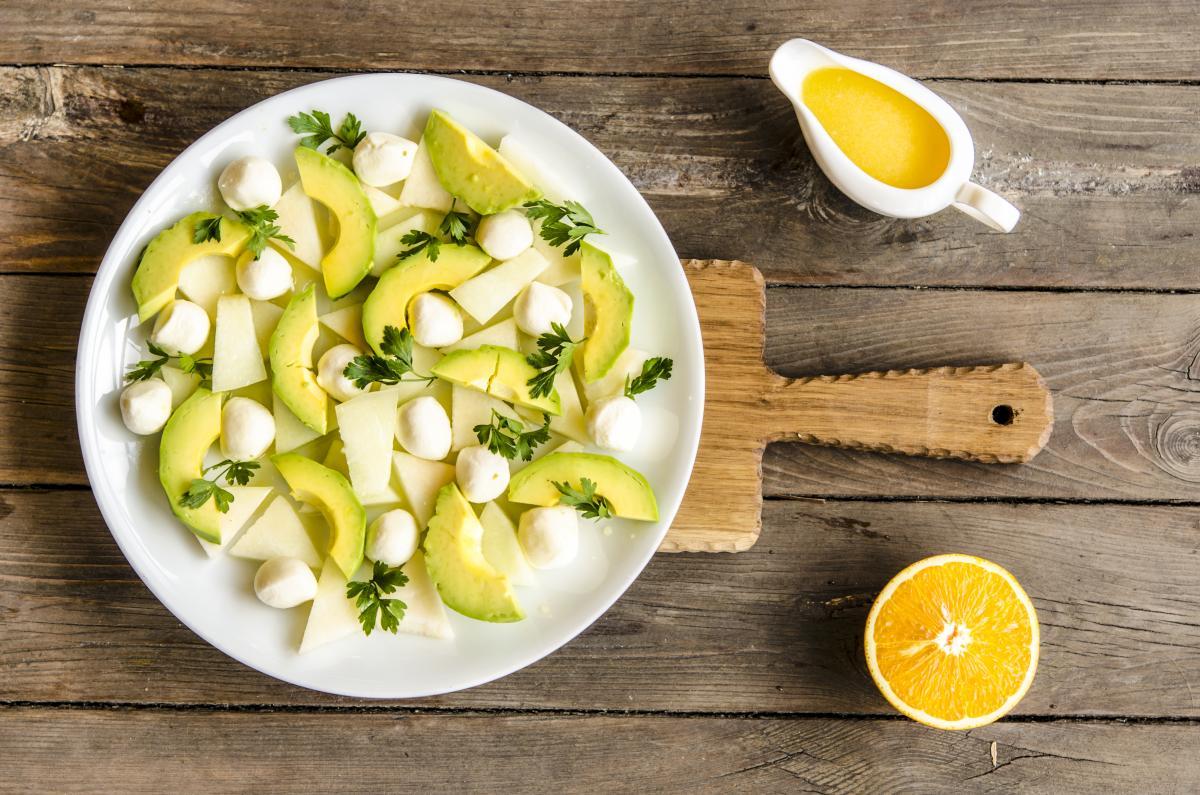Как приготовить вкусный салат из дыни / depositphotos.com