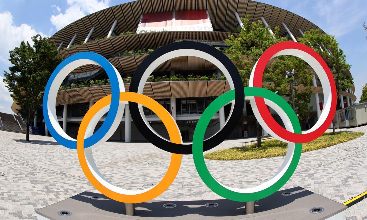 Олимпиада проходит в Токио / фото REUTERS