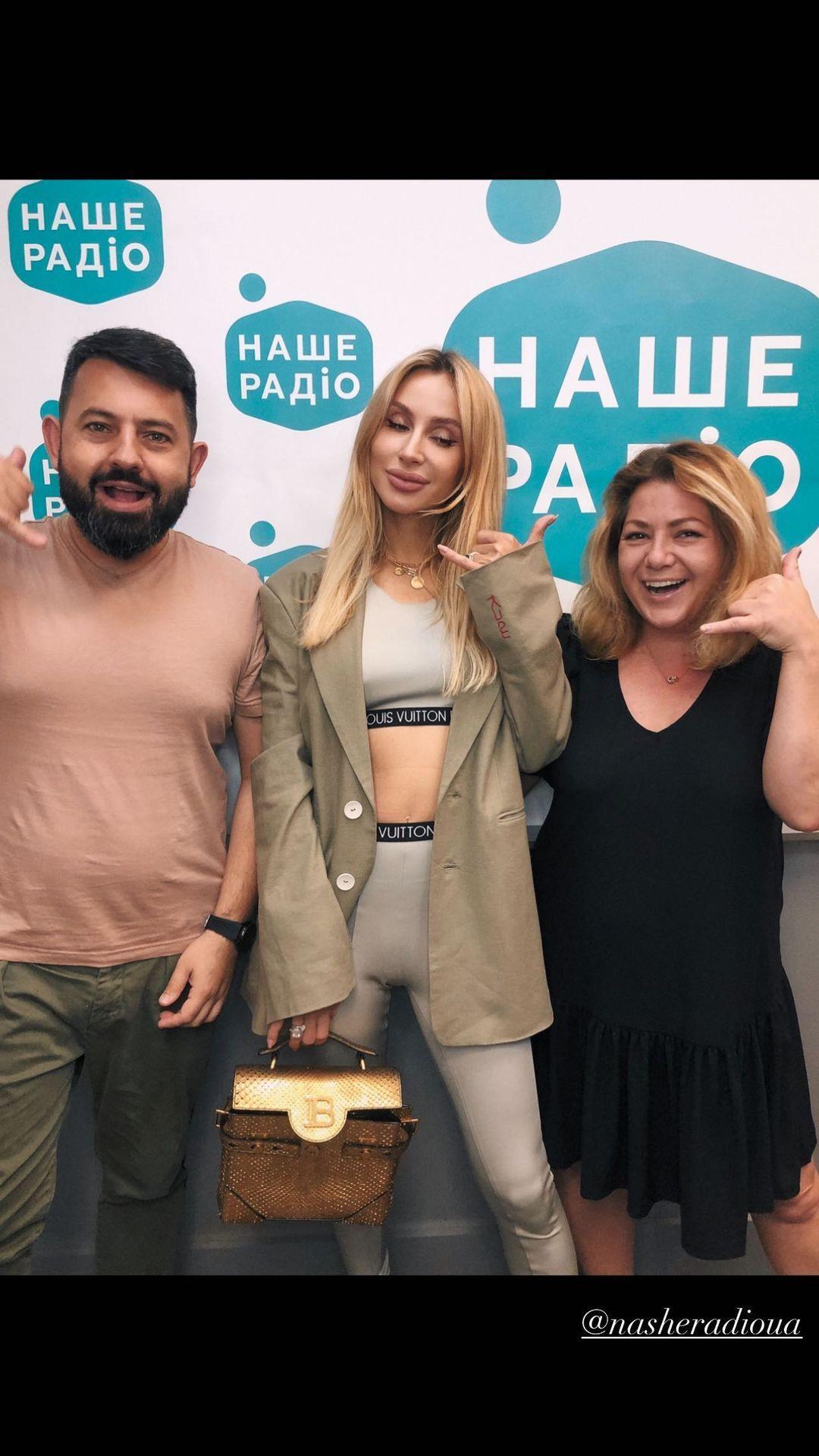Лобода приехала в Украину / instagram.com/lobodaofficial