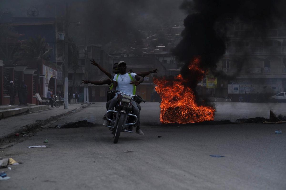 Моиза убили в ночь на 7 июля / REUTERS