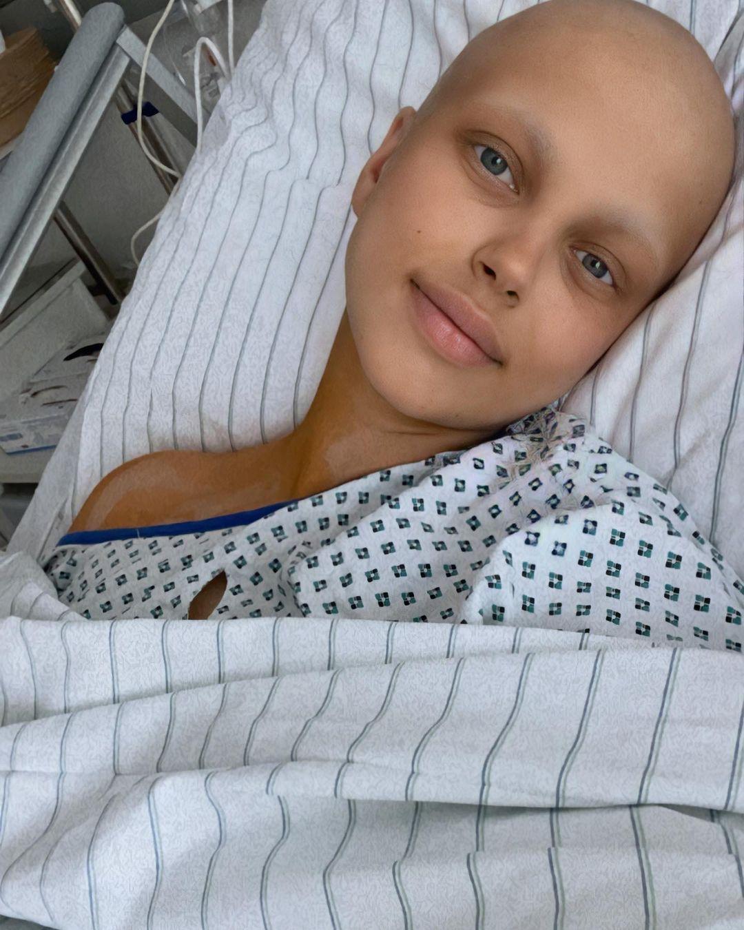 Валерія Юзьвяк поборола рак / фото instagram.com/valeriia_yuzviak