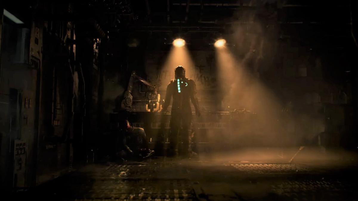 Dead Space / скриншот из трейлера