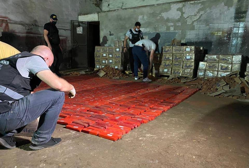 Организаторы контрабанды задержаны / фото facebook.com/VenediktovaIryna