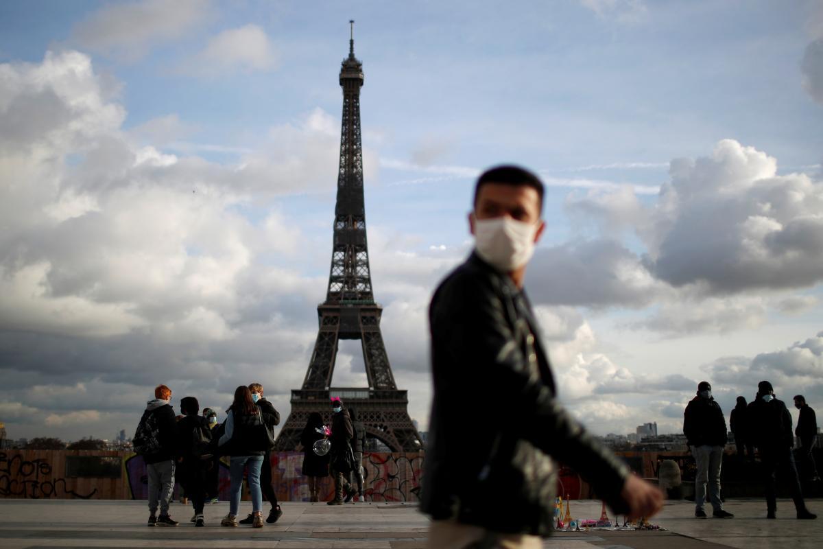 Для украинцев упростили въезд во Францию /фото REUTERS