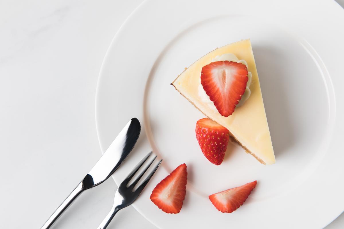 Йогуртовий торт / depositphotos.com