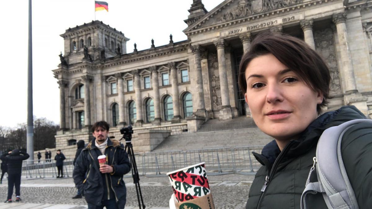 Однією з країн, де побували автори проекту, стала Німеччина / фото: піар-служба 1+1
