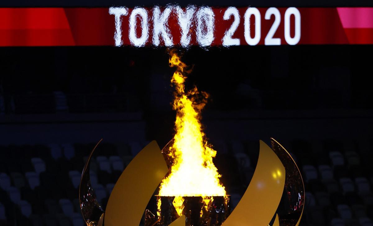 Олімпійські ігри відкриті / фото REUTERS