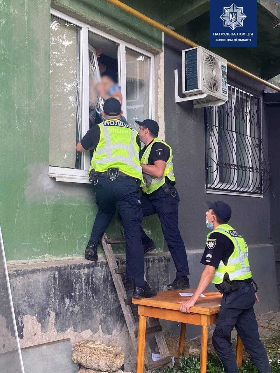 Фото: Патрульная полиция Херсонской области