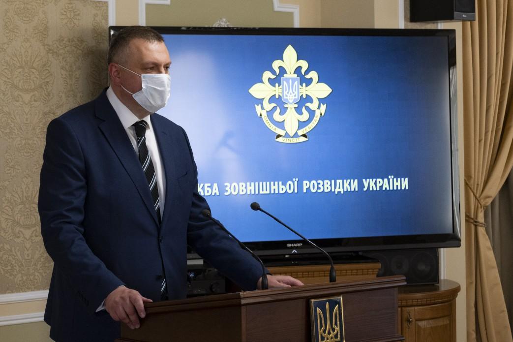 ОлександрЛитвиненко очолив Службузовнішньої розвідки України/ фото president.gov.ua
