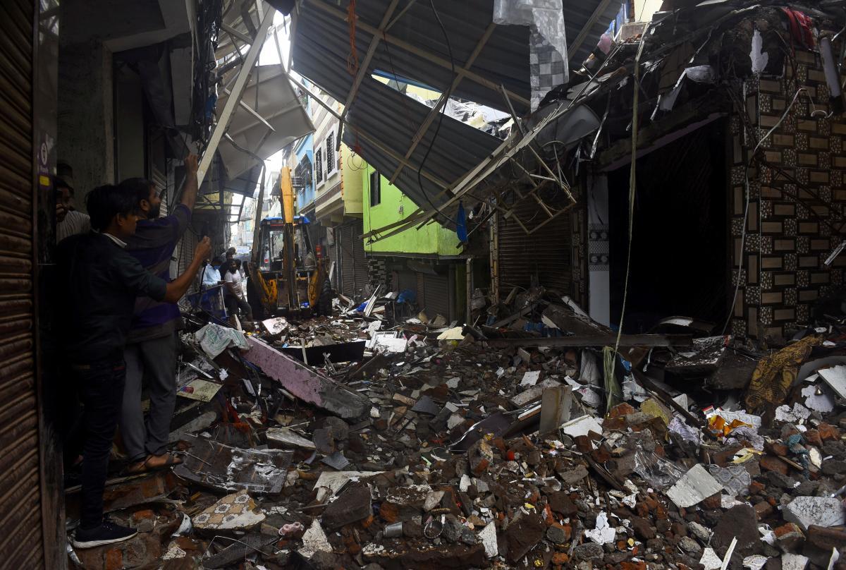 В последнее время мир страдает от непогоды / REUTERS