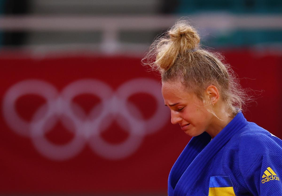 Дар'я Білодід виграла бронзу / фото REUTERS