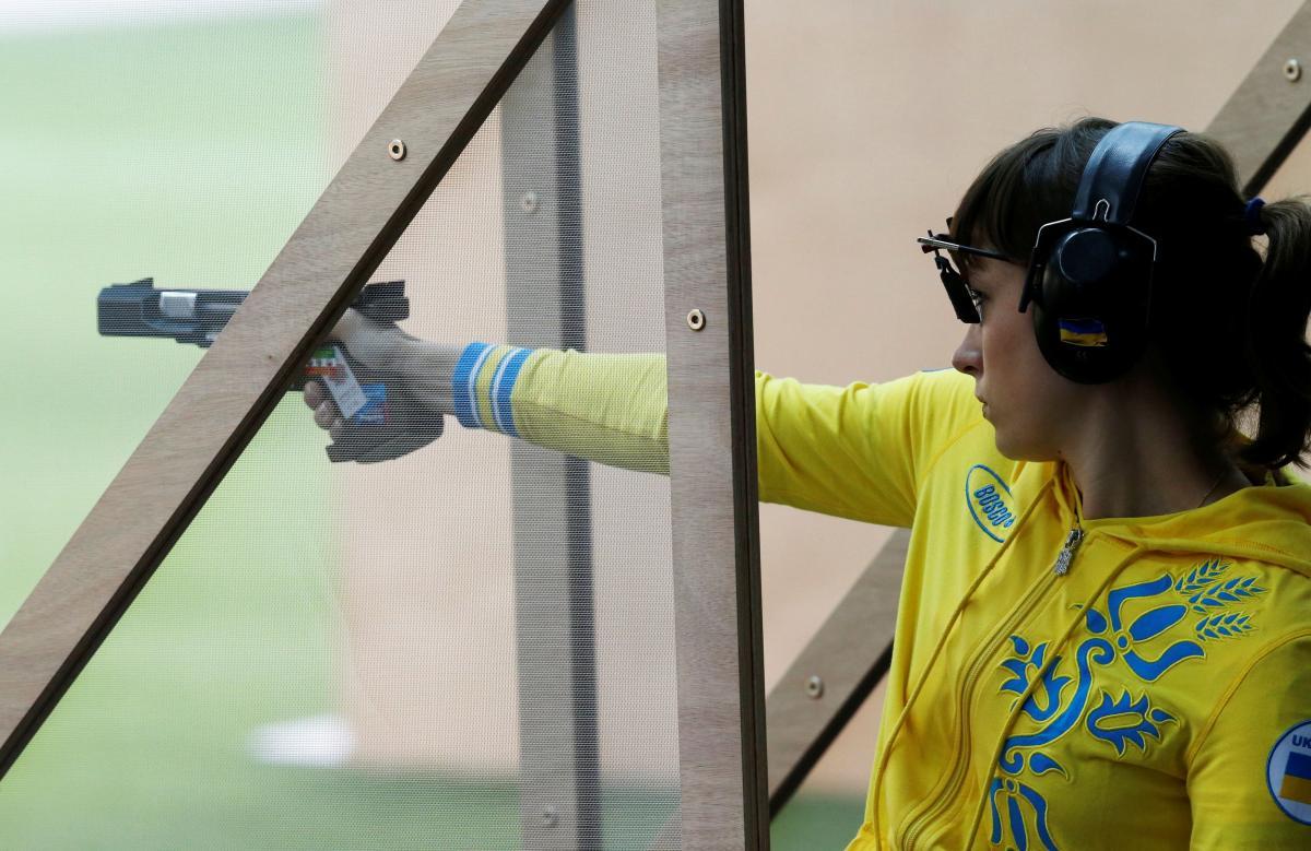 Елена Костевич выступит уже на 5-й Олимпиаде / фото REUTERS