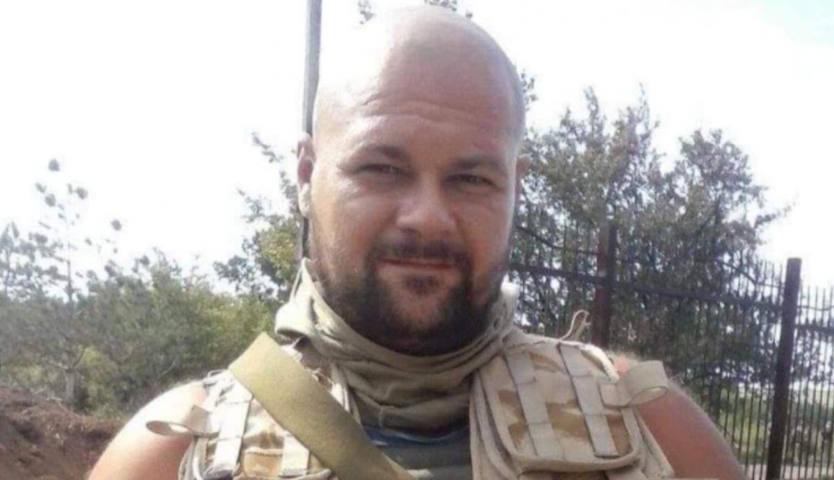 У померлого бійця залишилися дружина, діти й батьки / фото: Facebook Вадим Музюкин