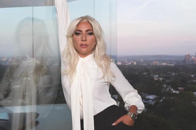 Леді Гага похвалилася фігурою / instagram.com/ladygaga