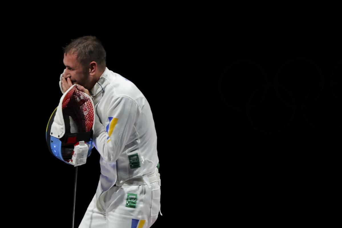Ігор Рейзлін виграв бронзу / фото REUTERS