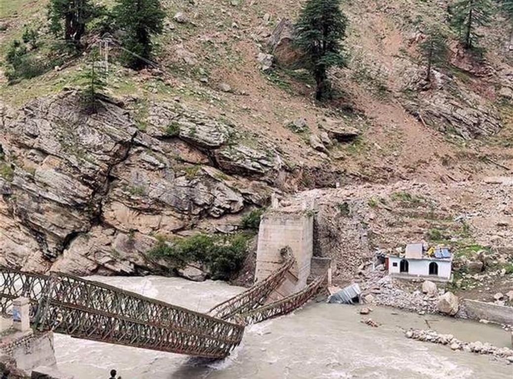 В Індії стався каменепад / фото PTI photo