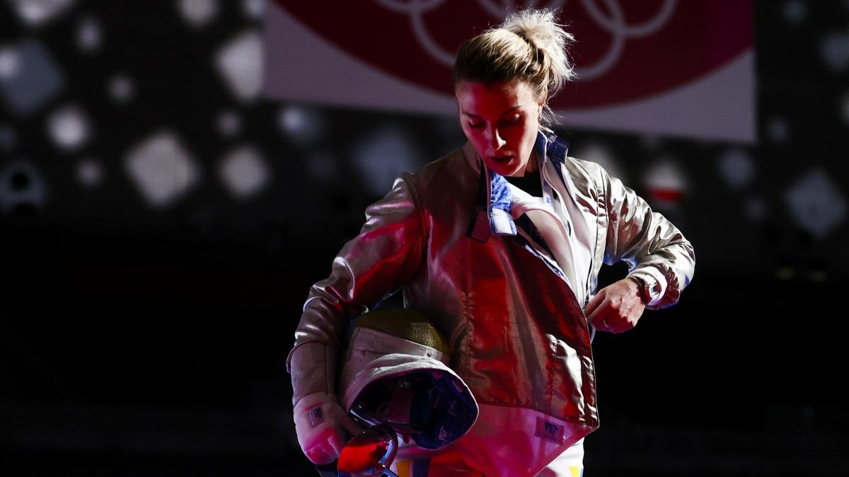 Ольга Харлан / фото REUTERS