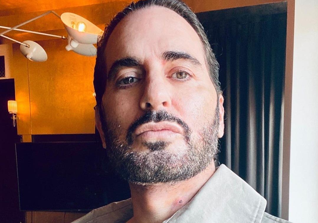 Марк Джейкобс показав результати підтяжки обличчя / instagram.com/themarcjacobs