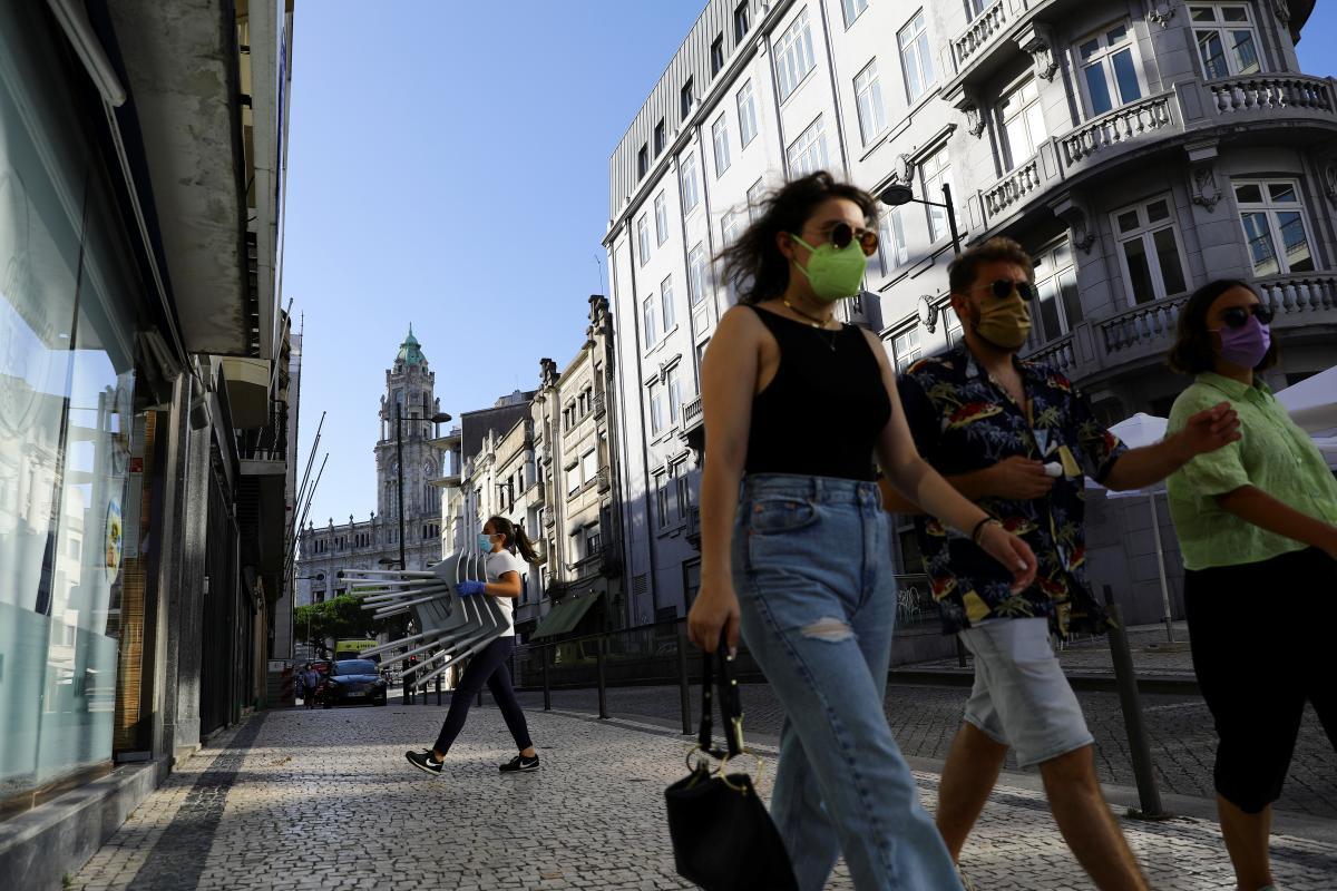 Португалия открывается для украинских туристов / фото REUTERS
