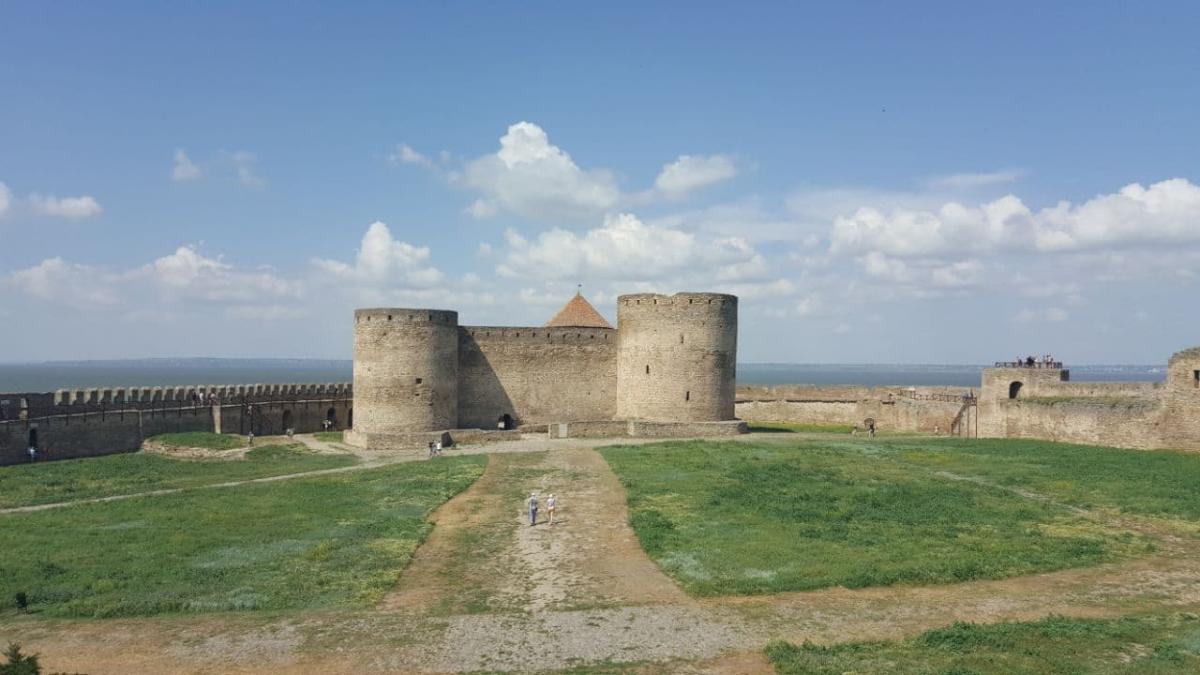 Аккерманская крепость - один из популярных туристических объектовУкраины / фото Александр Топчий