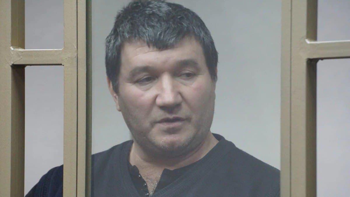 Бекіров вже шостий рік перебуває в незаконному ув'язненні / фото - t.me/denisovaombudsman