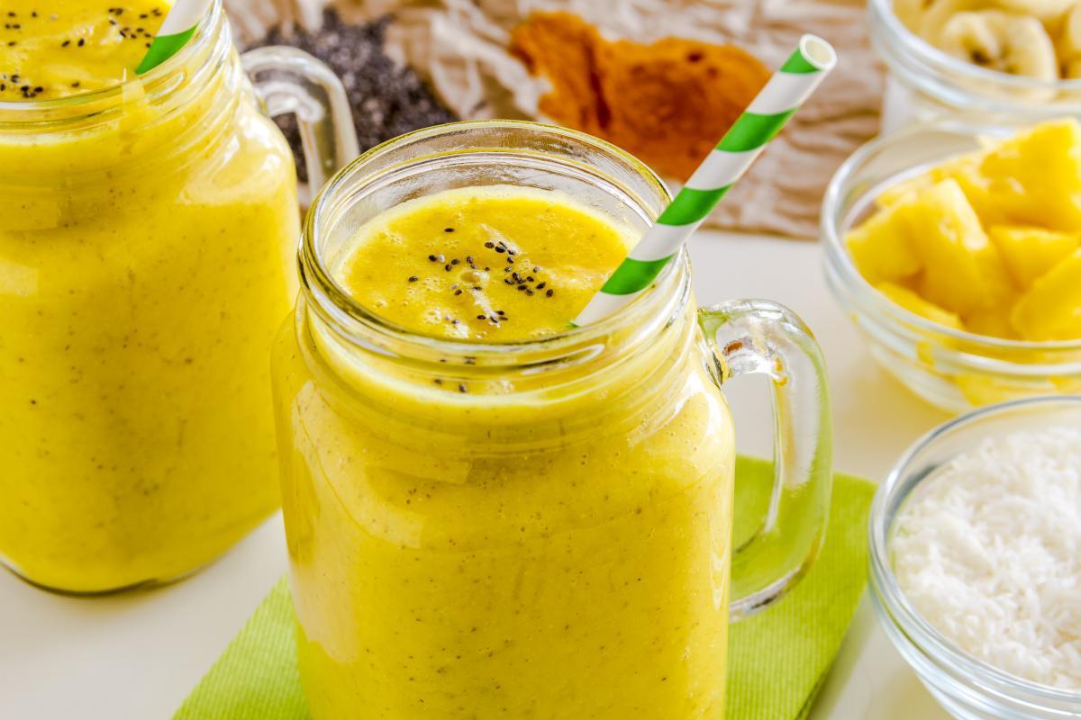 Питательный смузи для тех, кто хочет похудеть / depositphotos.com
