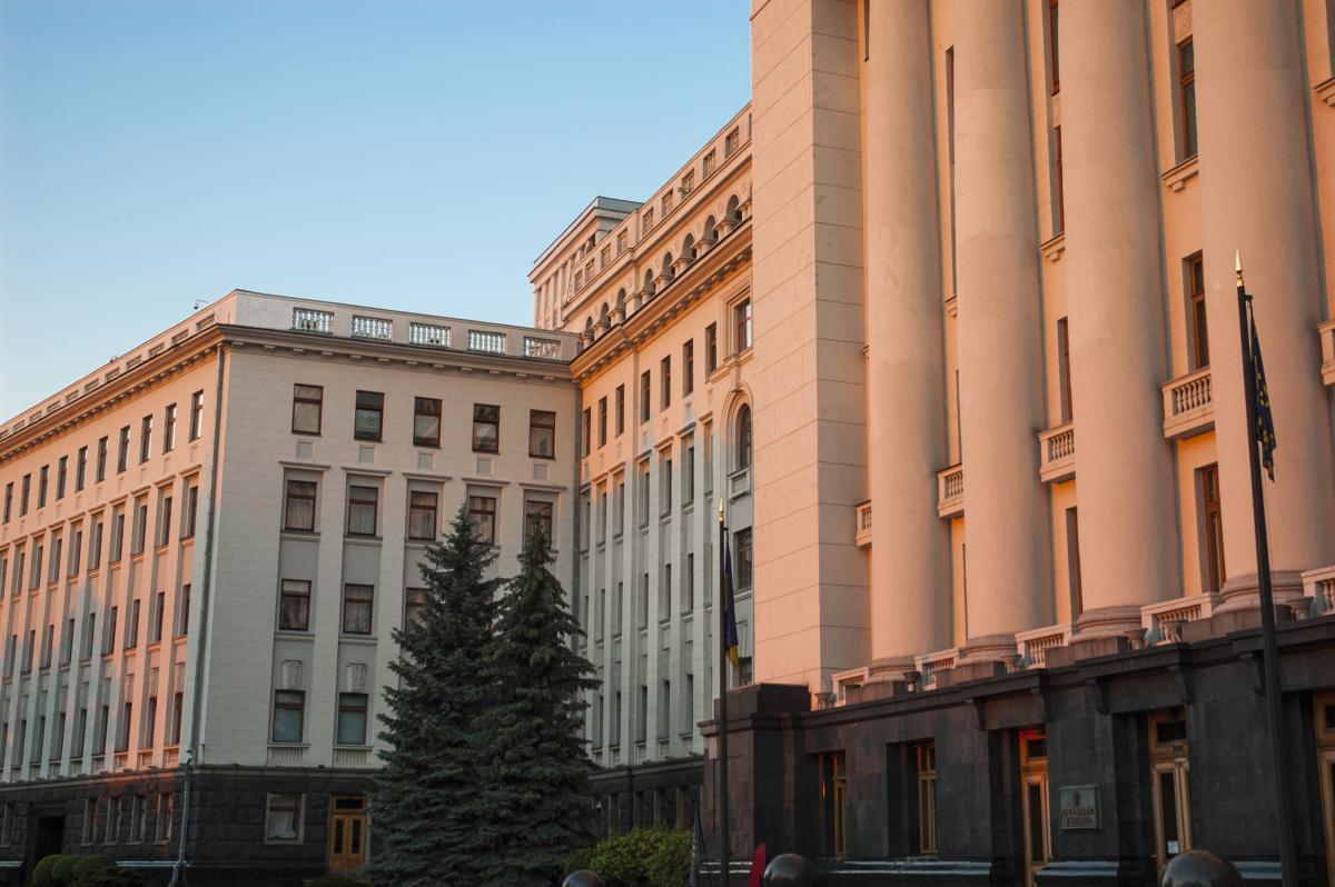 На Банковій заперечили плани щодо розміщення військ сША в Україні /фото ua.depositphotos.com