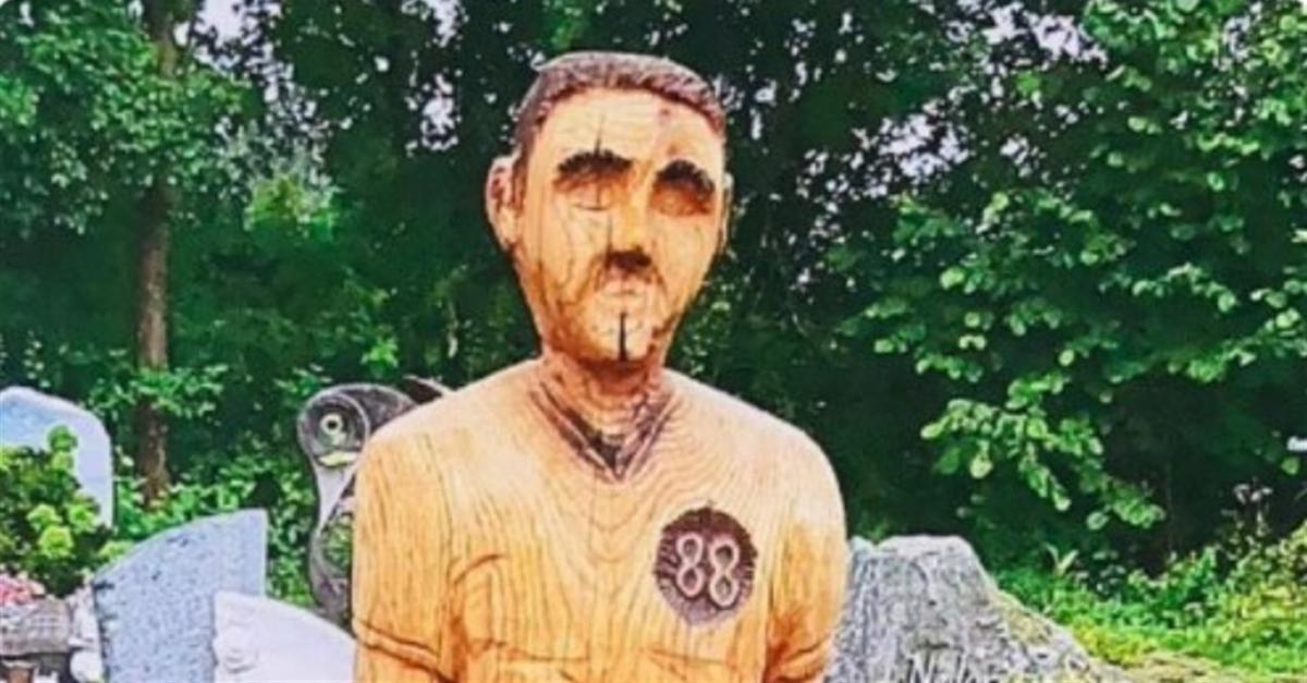 Місцеві жителі поскаржилися на скульптуру меру міста / фото Bild News