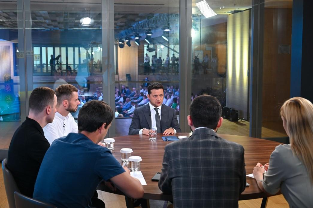 Зеленський заявив про готовність України до можливої нової хвилі COVID / фото president.gov.ua