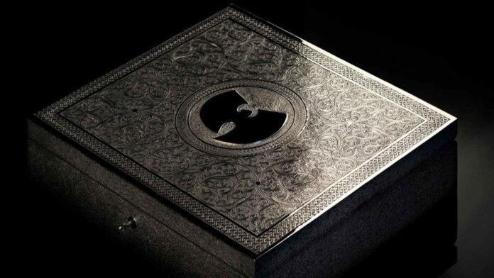 """Сьомий студійний альбом Wu-Tang Clan """"Once Upon A Time In Shaolin"""" був проданий за суму, імовірно, понад 2,2 млн доларів"""