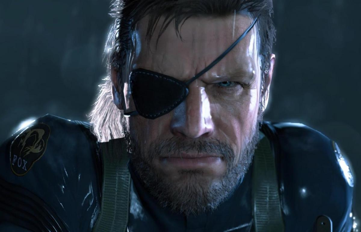 Кадр з Metal Gear Solid V / скріншот