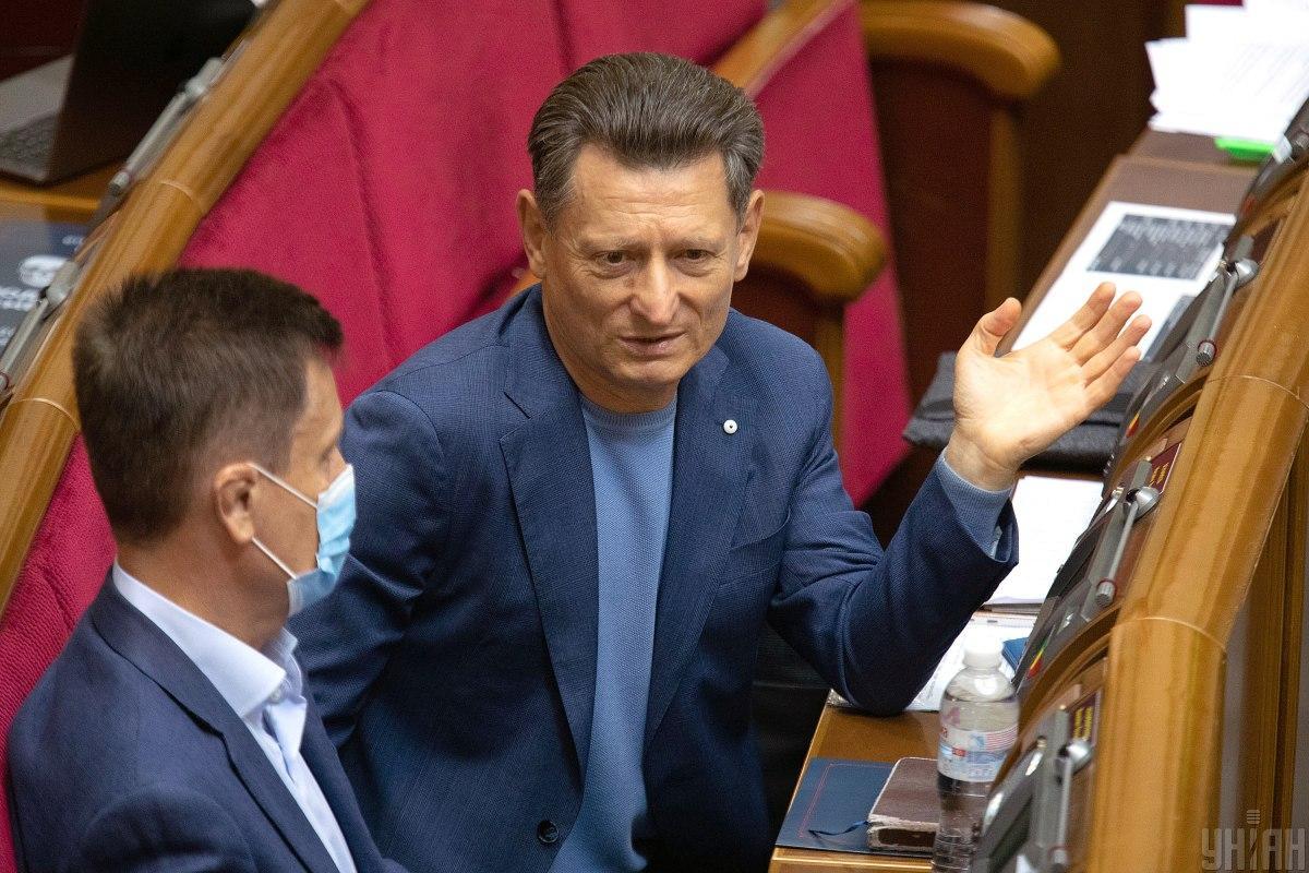У Михаила Волынца могут конфисковать элитную квартиру / фото УНИАН, Александр Кузьмин