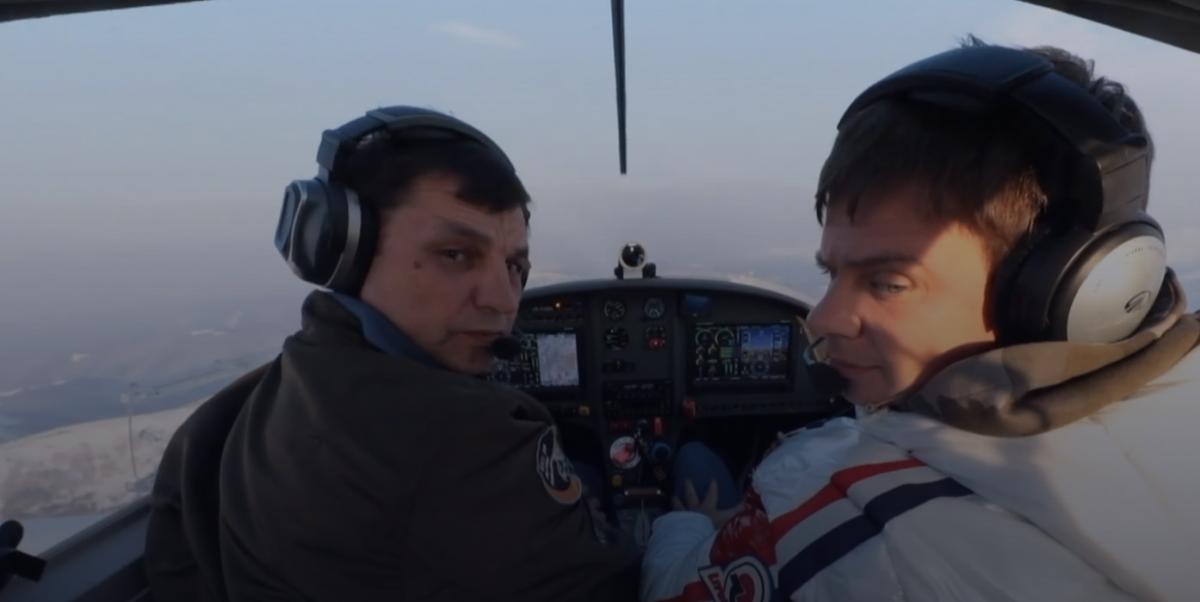 Комаров отметил важность проведения детального расследования / фото - сюжет ТСН