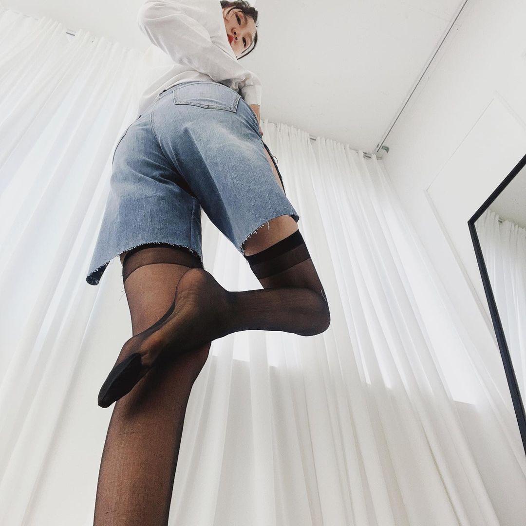 У Бад найдовші ноги в світі / instagram.com/rentsenkhorloo_bud